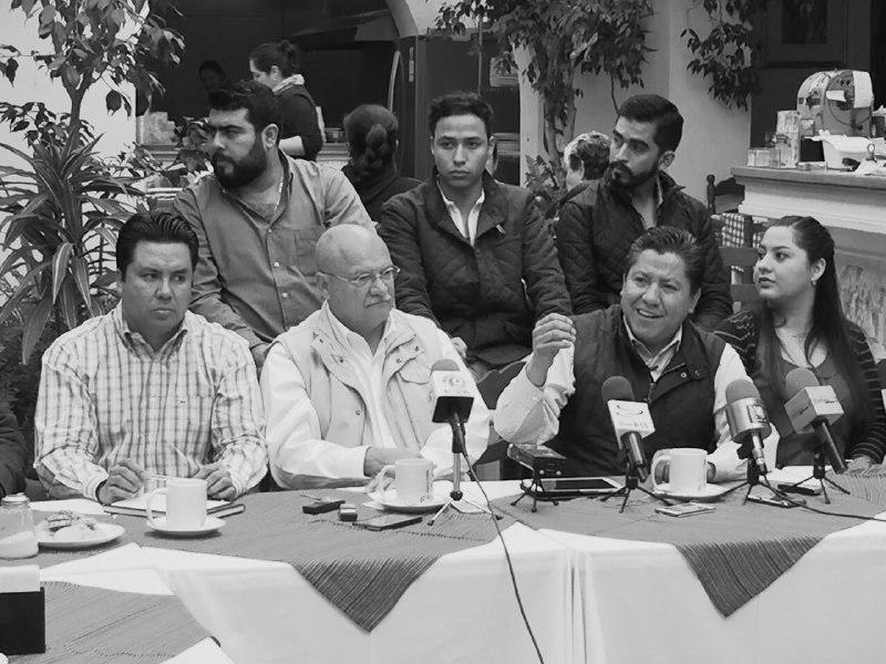 SI EL CASTIGO ES CÁRCEL, HABRÁ CÁRCEL, ADVIERTE DAVID MONREAL A POLÍTICOS CORRUPTOS