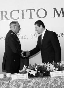Celebran el 103 aniversario del Ejército Mexicano