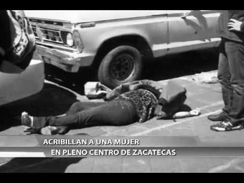 INVESTIGAN ASESINATO DE MUJER EN EL CENTRO DE LA CIUDAD DE ZACATECAS
