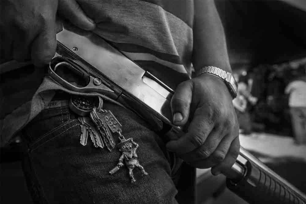FUERTE OPERATIVO EN CALERA: TRES DETENIDOS