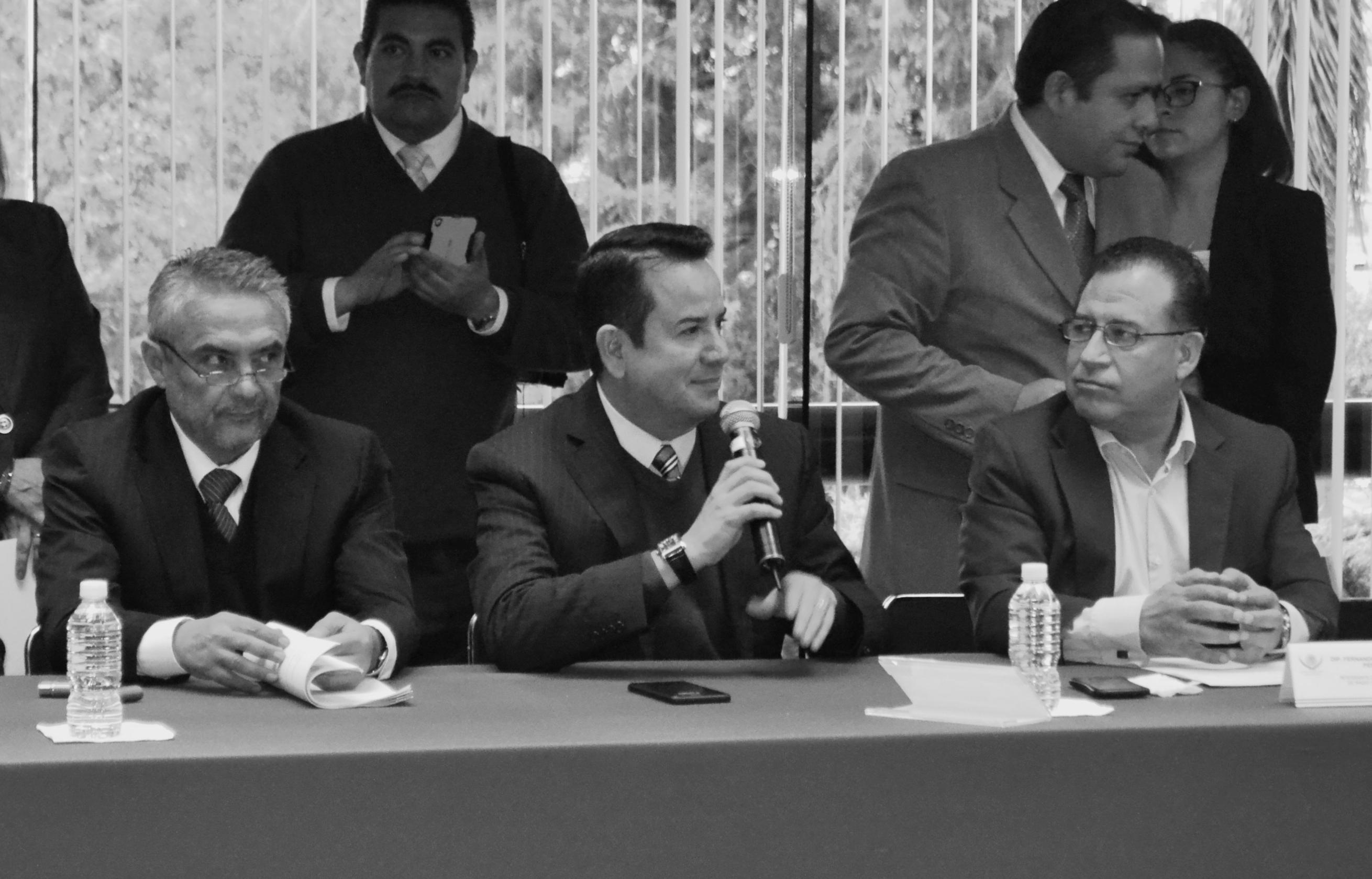 ASAMBLEA DE CDM SERÁ PLURAL: BENJAMÍN MEDRANO