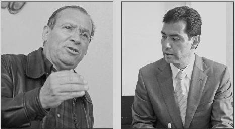 RAFAEL FLORES MIENTE, REVIRA DE LEÓN