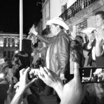 ACTORES POLÍTICOS CELEBRAN EL RETORNO DE DAVID A LA CONTIENDA