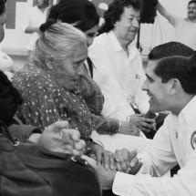 NO VENGO A PROMETER, VENGO A COMPROMETERME: CARLOS PEÑA