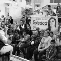 OPORTUNIDADES, Y NO DESPENSAS NI MIGAJAS DEMANDAN CIUDADANOS: SOLEDAD LUÉVANO
