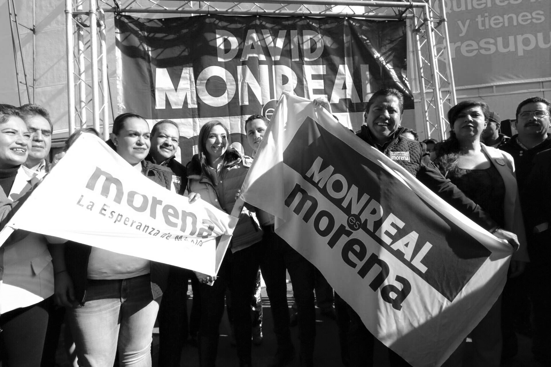 ZACATECAS, ATRAPADO EN LA VIOLENCIA: DAVID MONREAL