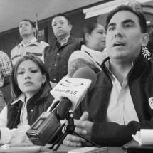 NIEGAN MULTITUDINARIA DESBANDADA DE PANISTAS: DELEGADO DEL CEN