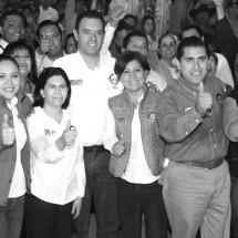 CONSIDERA TELLO QUE LA MAYORÍA DE LOS ZACATECANOS YA SE DECIDIERON POR SU PROYECTO
