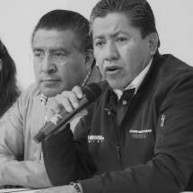 El INE, peón del autoritarismo, afirma Horacio Duarte