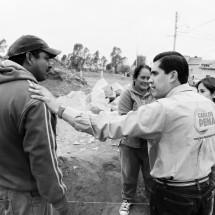 La confianza se gana con trabajo y resultados: Carlos Peña