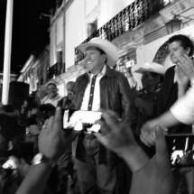 ARROPADO POR LOS ZACATECANOS… REGRESA DAVID MONREAL
