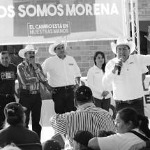 CON EL ABSTENCIONISMO, GANA EL SISTEMA CORRUPTO, ADVIERTE DAVID MONREAL