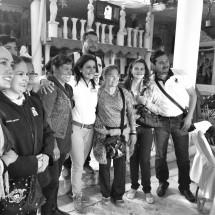 NO BASTA CON HACER OBRA, HAY QUE ESCUCHAR A LOS ZACATECANOS: LUPITA MEDINA