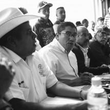 Diputado del PRD pide a Rafael Flores sumarse al proyecto de David Monreal