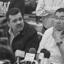 Candidatos y militantes del PT reconocen liderazgo de David Monreal