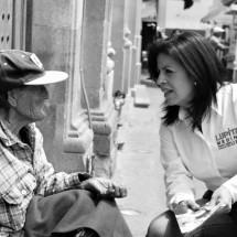 Conmigo no existe la compra de voluntades, sino trabajo constante: Lupita Medina
