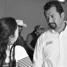 PERSONALIDADES DE ARRAIGO DE LA REGIÓN CASABLANCA MANIFESTARON SU RESPALDO A OSVALDO ÁVILA