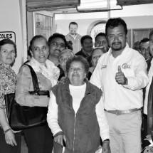 DOCENTES Y JUBILADOS, CON OSVALDO ÁVILA