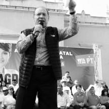 El Partido del Trabajo se integra al movimiento que lidera Pedro de León