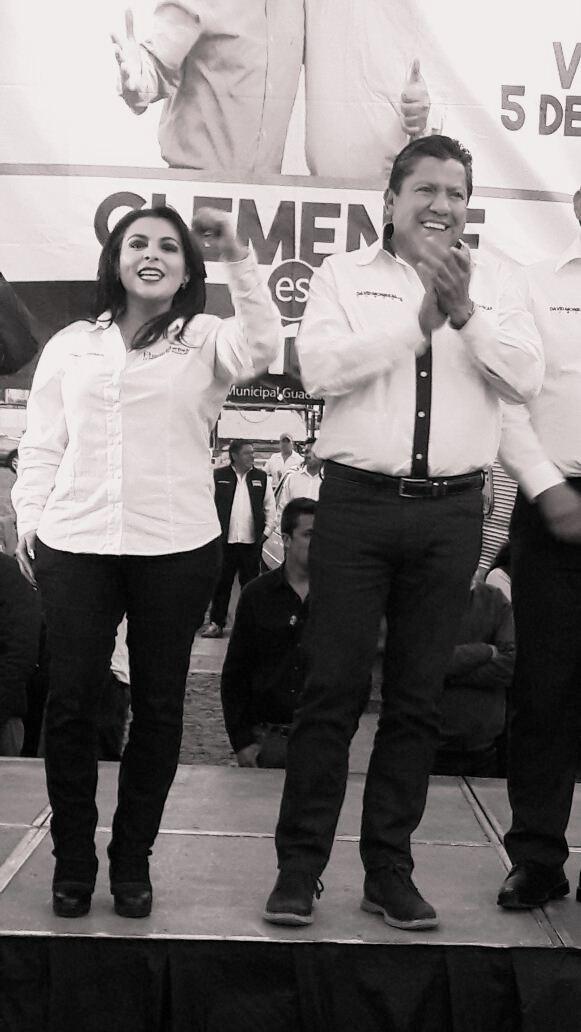 A través de leyes, combatir la corrupción, uno de los compromisos de Priscila Benítez