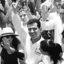 Se incorpora Rafa Flores a la carrera por sucesión gubernamental