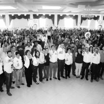 Estructura ciudadana estatal se suma al proyecto de Alejandro Tello