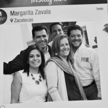 MARGARITA ZAVALA REFRENDA APOYO TOTAL A RAFA FLORES