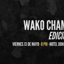 PELEADORES ZACATECANOS SE MEDIRÁN EN LA WAKO CHAMPIONS MX 01