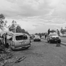RECHAZA MARCO FLORES TEORÍAS CONSPIRATIVAS EN ACCIDENTE DE ESCOLTAS