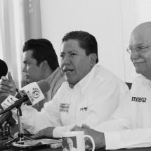 AGRADECE DAVID MONREAL APOYO DE BURÓCRATAS PESE A PRESIONES Y AMENAZAS
