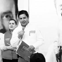 CON PROPUESTAS CONCRETAS, ENRIQUE GUADALUPE INICIA RECTA FINAL DE CAMPAÑA