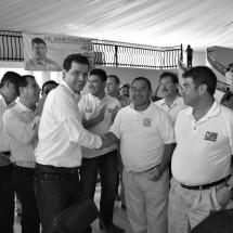 RAFA FLORES ABRE PUERTAS A NUEVOS CUADROS. AQUÍ SÍ SERÁN RESPETADOS, AFIRMA