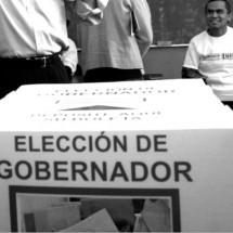 RESPETO, PIDE GOBIERNO A PARTIDOS POLÍTICOS EN LA CONTIENDA