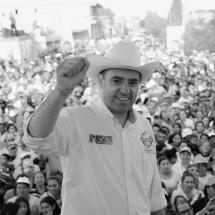 EN PINOS, TELLO GARANTIZA RESULTADOS AL PRIMER AÑO DE GOBIERNO