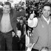 ALEJANDRO TELLO SE ESTANCA, DAVID MONREAL ESTÁ CRECIENDO, REVELA ENCUESTA DE EL UNIVERSAL