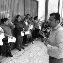NO SE DETIENE EL TRABAJO DE GESTIÓN DE OSVALDO ÁVILA