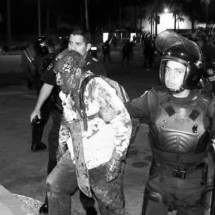 """ABRE INVESTIGACIÓN PGR POR """"DAÑOS EN EDIFICIOS DE LA FEDERACIÓN"""" EN OAXACA"""