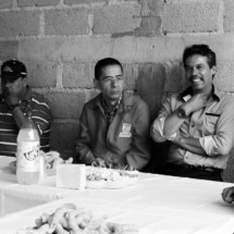 ALCALDE CAPITALINO SE REÚNE Y AGRADECE A DELEGADOS DE COMUNIDADES