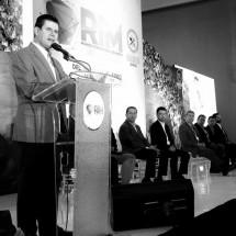 INAUGURAN REUNIÓN INTERNACIONAL DE MINERÍA ZACATECAS 2016