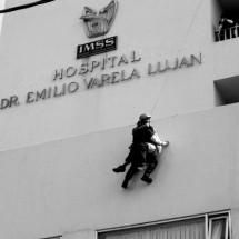 HABRÁ MEGASIMULACRO ESTE JUEVES EN HOSPITAL DEL IMSS ZACATECAS