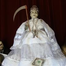 """EL ANCESTRAL CULTO A LA """"SANTA MUERTE"""" EN ZACATECAS"""