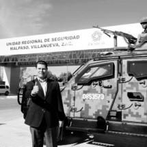 SE HAN INVERTIDO CASI 4 MIL MILLONES DE PESOS EN SEGURIDAD