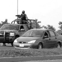 REFORZARÁN VIGILANCIA EN CARRETERAS DE ZACATECAS