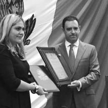 ENTREGA LXI LEGISLATURA BANDO SOLEMNE AL GOBERNADOR ELECTO