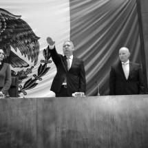 ESTE GOBIERNO NO DEJARÁ COMPROMISOS OSCUROS NI SORPRESIVOS: HUIZAR CARRANZA