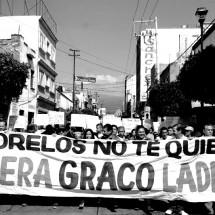 GRACO RAMÍREZ, EL RESPALDO DEL PRD Y EL RECHAZO A SU GOBIERNO
