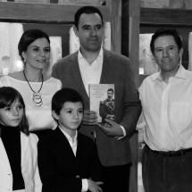 ACUDE TELLO A PRESENTACIÓN DEL LIBRO SOBRE LA VIDA Y OBRA DE PORFIRIO DIAZ