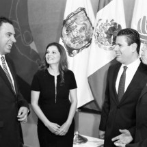 GOBERNABILIDAD, PAZ SOCIAL Y FINANZAS SANAS, LEGADO DE MAR A ZACATECAS