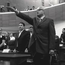 TOMA PROTESTA MURILLO RUISECO COMO PROCURADOR GENERAL