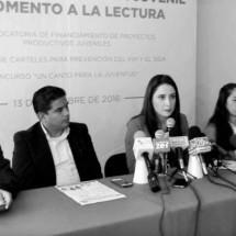 FOMENTA SEDESOL PARTICIPACIÓN DE JÓVENES EN TOMA DE DECISIONES